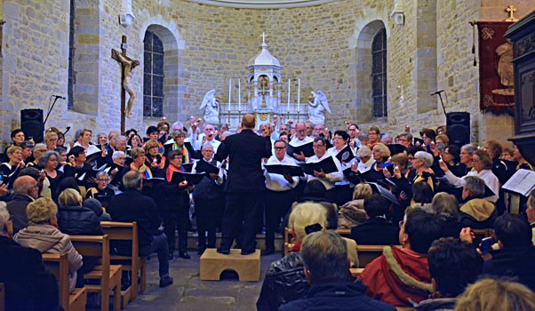 Concert de Noël à Piriac (2016)