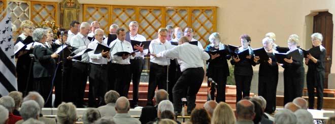 Concert de la Saint-Yves à La Baule (mai 2017)