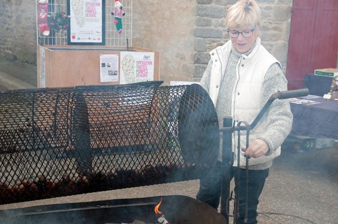 Enfumage au bon feu de bois ?