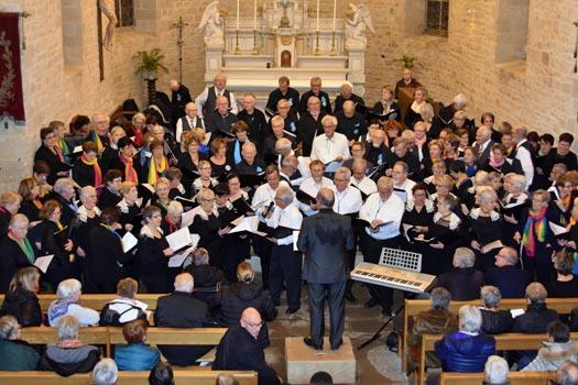 Concert de Noël à Piriac (2018)